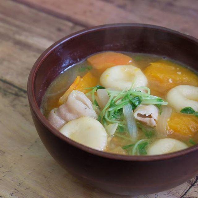 和食の献立に人気のかぼちゃレシピ☆お弁当12