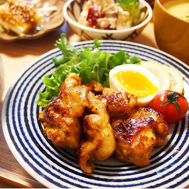 鶏もも肉を使った人気レシピ4