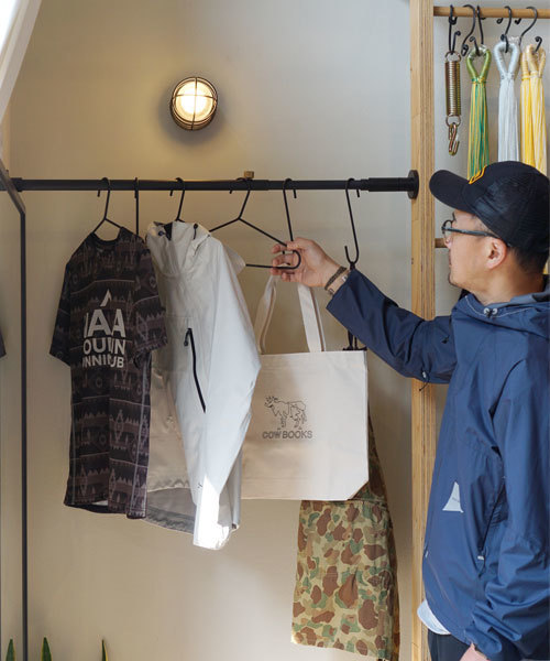 [IDEA SEVENTH SENSE] DRAW A LINE 016 Clothes Hanger
