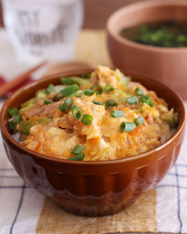卵の簡単料理☆人気レシピ《主食》