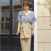 「3999円以下」で買える♡夏のプチプラタイトスカートコーデ