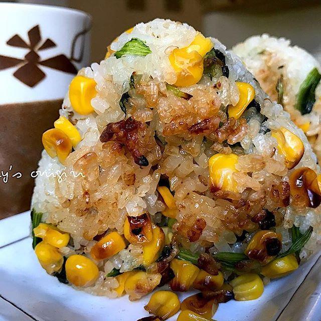 ほうれん草で簡単な和食レシピ☆お弁当2