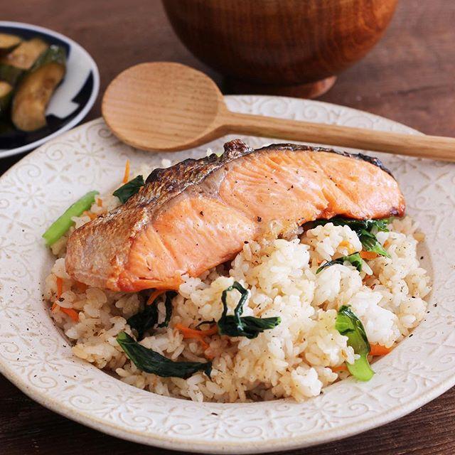 鮭を使った人気レシピ22