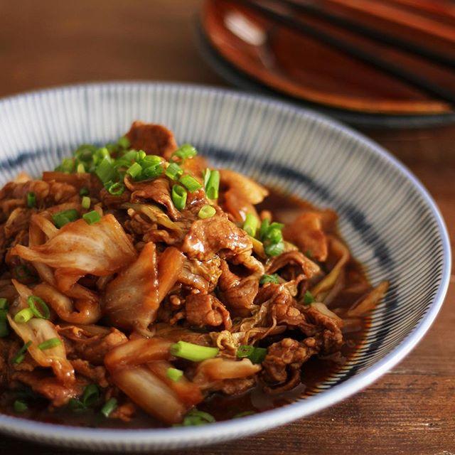 白菜の中華レシピ12