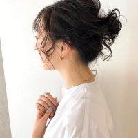 簡単だから毎日できる♪黒髪×ミディアムのおしゃれなヘアアレンジ特集