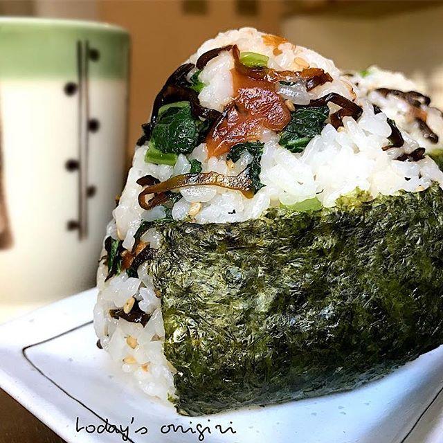 簡単で美味しいおにぎりレシピ☆アレンジ4