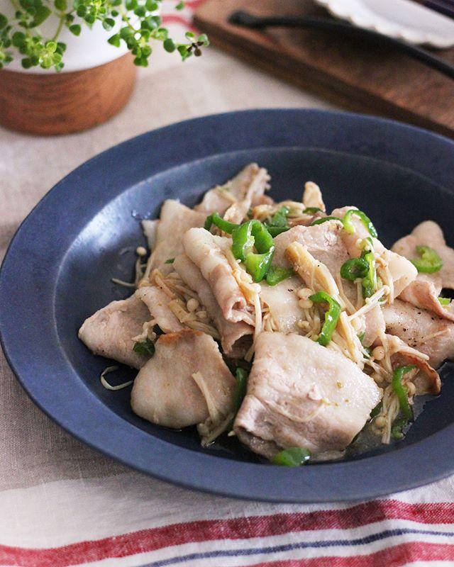 ピーマン料理☆人気の簡単レシピ《豚肉の主菜》3