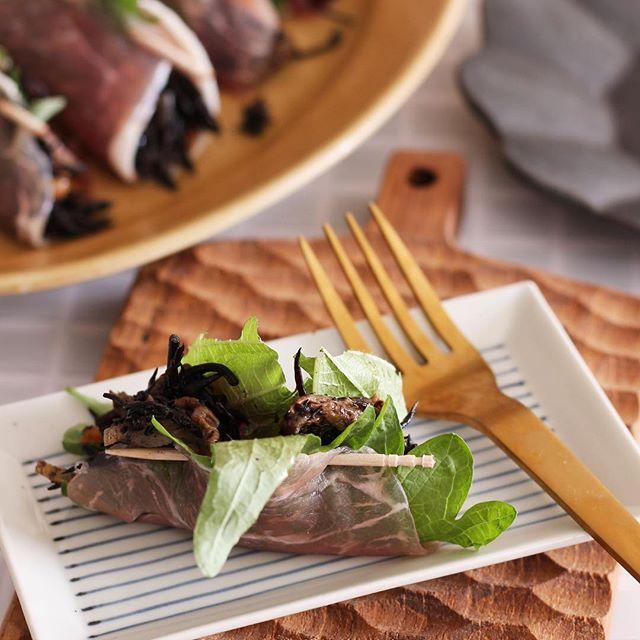 ひじきの簡単な美味しい人気レシピ☆お弁当3