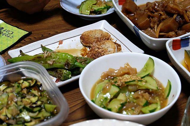 人気の副菜レシピ!クラゲときゅうりの中華サラダ