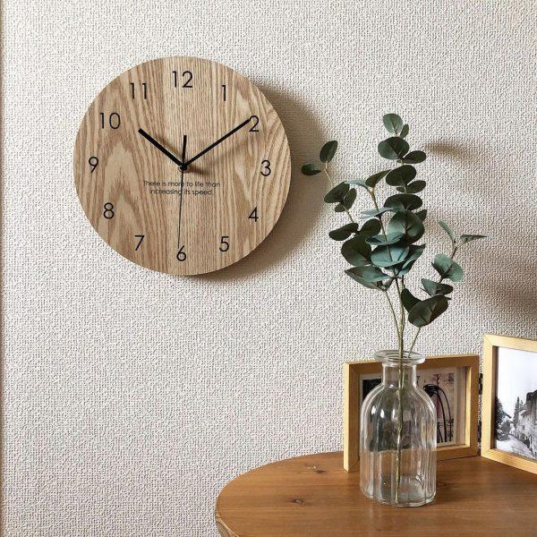 (2)壁掛け時計