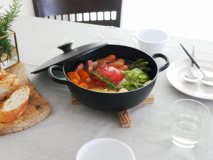 オブジェな鍋敷き3