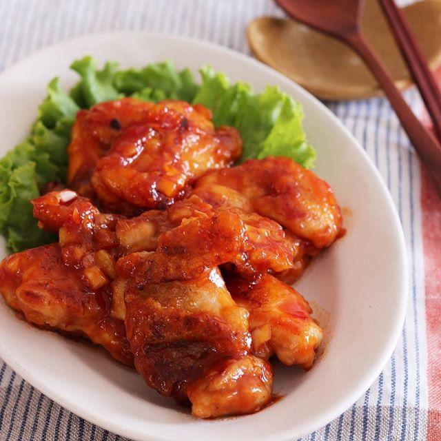 鶏もも肉を使った人気レシピ6