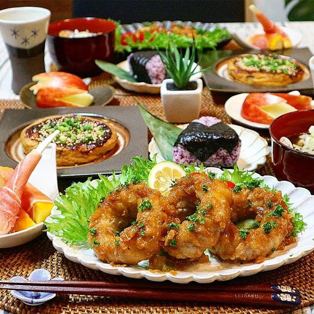 玉ねぎを使った簡単美味しいレシピ☆主菜9