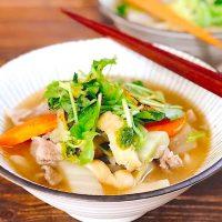 和食におすすめの白菜レシピ特集!食材の旨味を引き出す絶品料理をご紹介♪