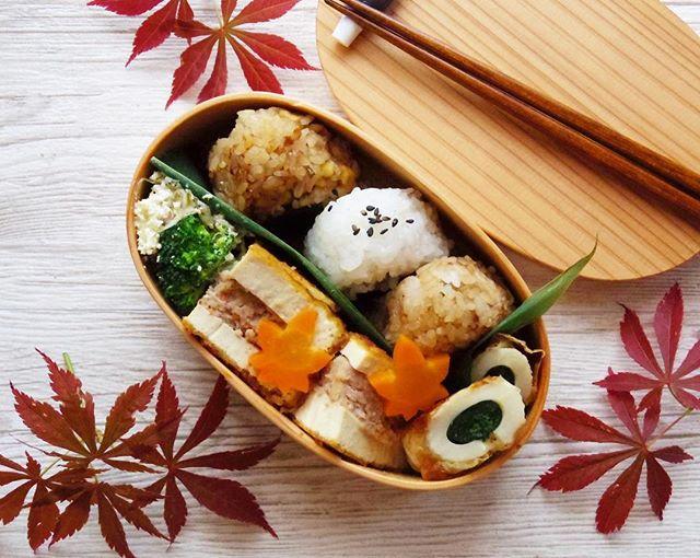ほうれん草で簡単な和食レシピ☆お弁当5