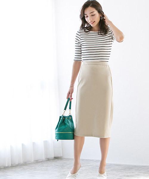 [Pierrot] ポンチタイトスカート