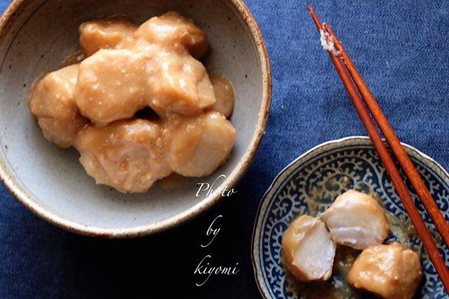 里芋を使った人気レシピ5
