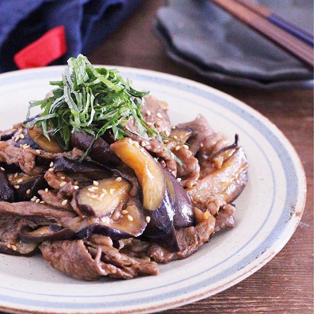 牛肉で人気の和食メニュー