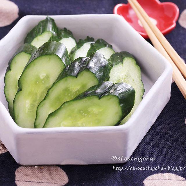 夏野菜で話題の人気レシピ☆きゅうり