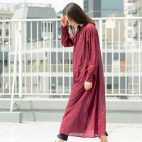 秋のシャツワンピースコーデ【2020最新】お手本にしたい大人の着こなしテク