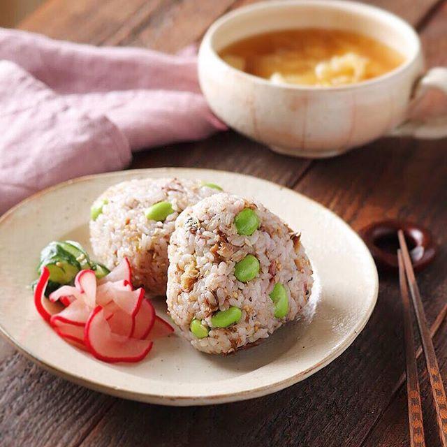 簡単で美味しいおにぎりレシピ☆アレンジ6