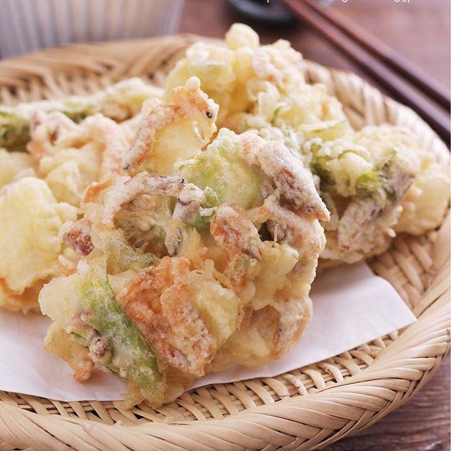 簡単な人気のレシピ!絶品セロリの天ぷら
