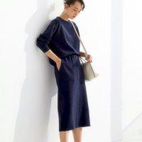 ニットタイトスカートコーデ【2020】秋から取り入れたい大人のファッション♪