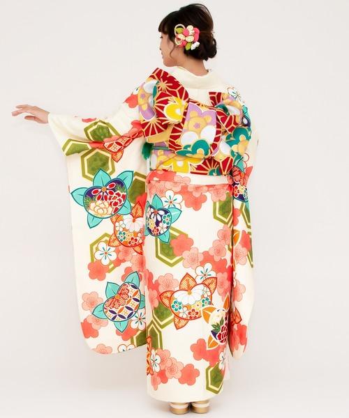 4.女性が和服を着用する場合:礼装