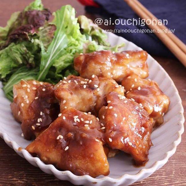 鶏肉を使った人気の和食レシピ☆お弁当
