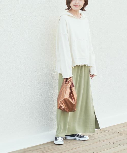 レディース秋コーデ《スカート》4