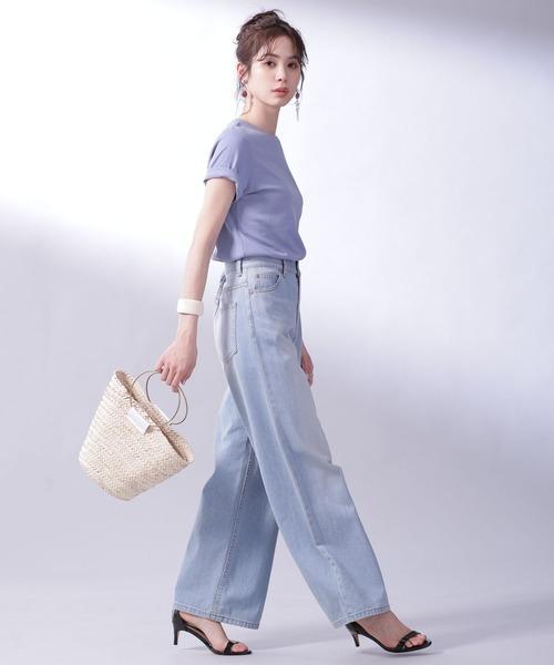 パンツを使ったレディースファッションLIST