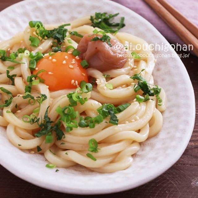 夏におすすめの簡単和食メニュー☆主食3