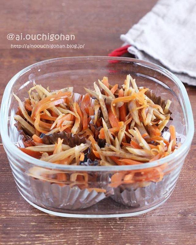美味しい和食のレシピ!きんぴらごぼう