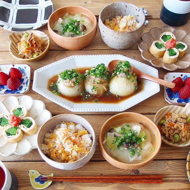 玉ねぎを使った簡単美味しいレシピ☆主菜3