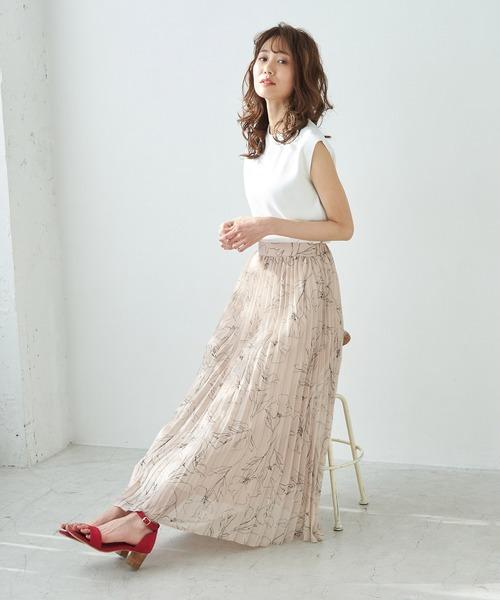 大人のおしゃれ夏ファッション3