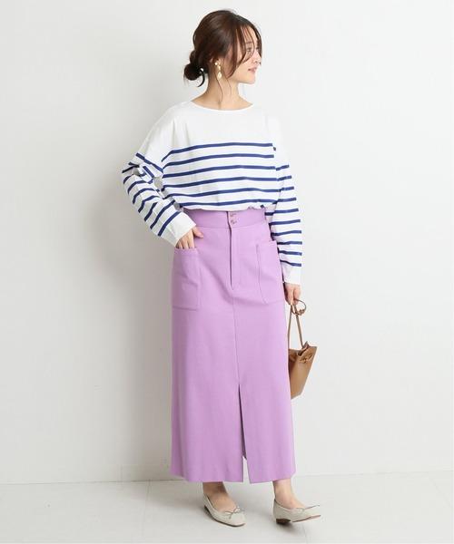 [IENA] ポンチタイトスカート◆
