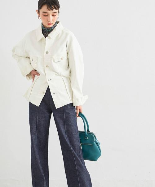 [Lee] SEASONAL EDITION ウエストマークジャケット