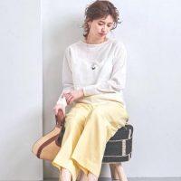【パーソナルカラー】サマーさん向けファッション特集!あなたに似合う色味は?