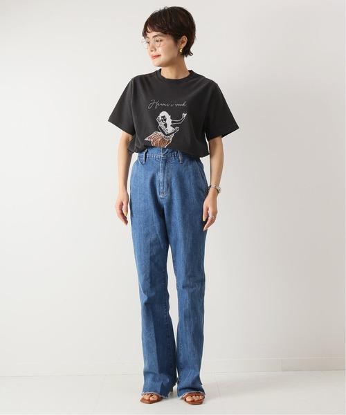 [Spick & Span] 【FUNG】 Hawaii week Tシャツ◆