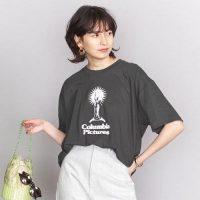 旬なプリント&刺繍Tシャツが着たい!大人女性のコーデ術まとめ♡