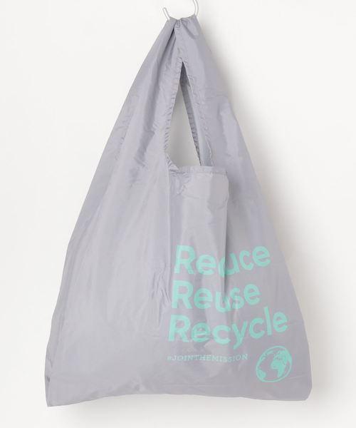 [SiNCERE] KIND BAG/カインドバッグ プラスチック再生エコバッグ