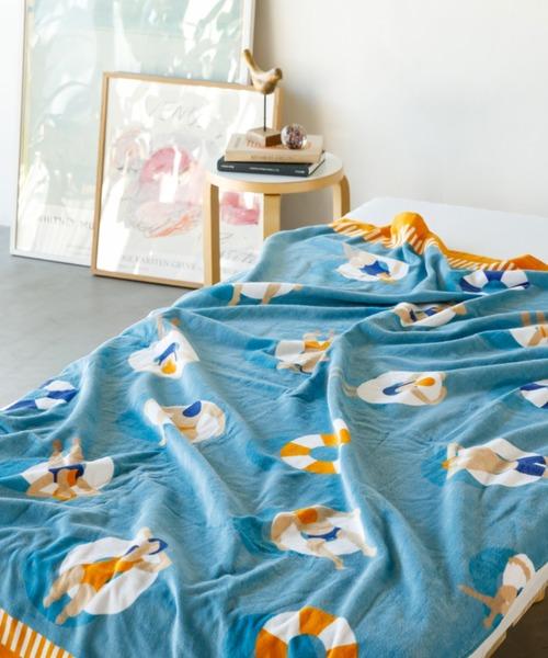 日本の寝具ブランド発ユニークなデザイン