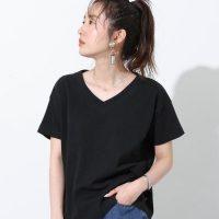 黒Tシャツの夏コーデまとめ【2020】暑い日もブラックコーデで引き締め!