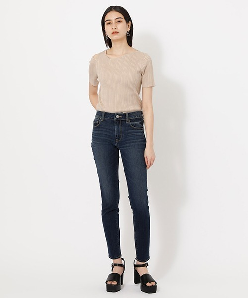 [AZUL BY MOUSSY] A PERFECT DENIM AIR/ア パーフェクトデニムエアー