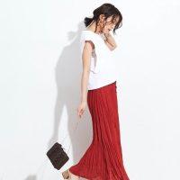 アラサーの夏ファッション☆シンプルなのにおしゃれ見えするコーデの秘密