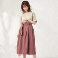女っぽさ全開♡《30代40代向け》春夏のスカートコーデ15選♡