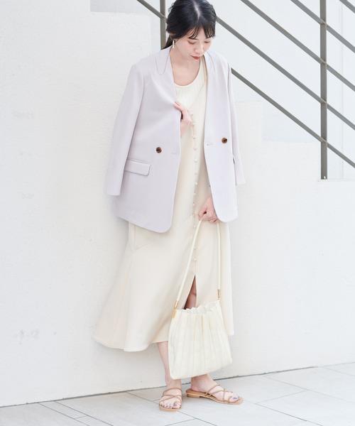 [natural couture] 細ヒモヌーディーサンダル