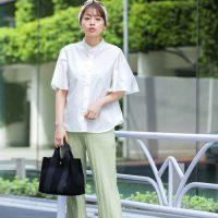 夏の白トップスコーデ【2020】爽やか度100%のレディースファッションをご紹介