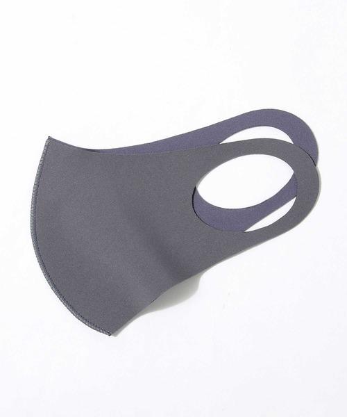 [ZIP FIVE] 【洗濯可能 抗菌・消臭 吸水速乾】 ポリウレタン立体構造ファッションマスク【花粉症対策】