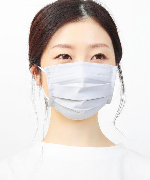 [Fashion Letter] 抗菌&吸水速乾 日本製布マスク